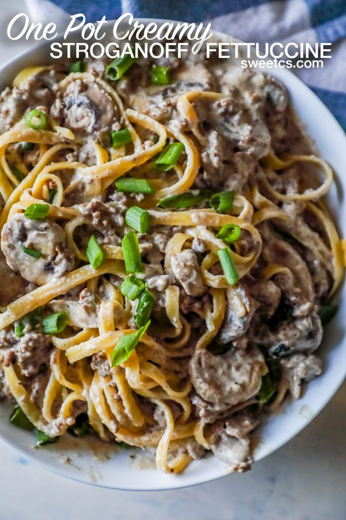 this-one-pot-creamy-stroganoff-fettuccine-is-comfort-food-at-its-finest
