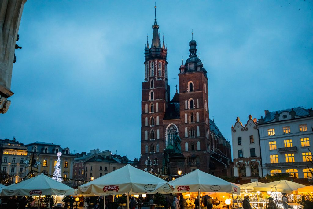 Picture of Krakow Christmas Market