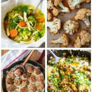 Easy Weekly Meal Plan Week #78