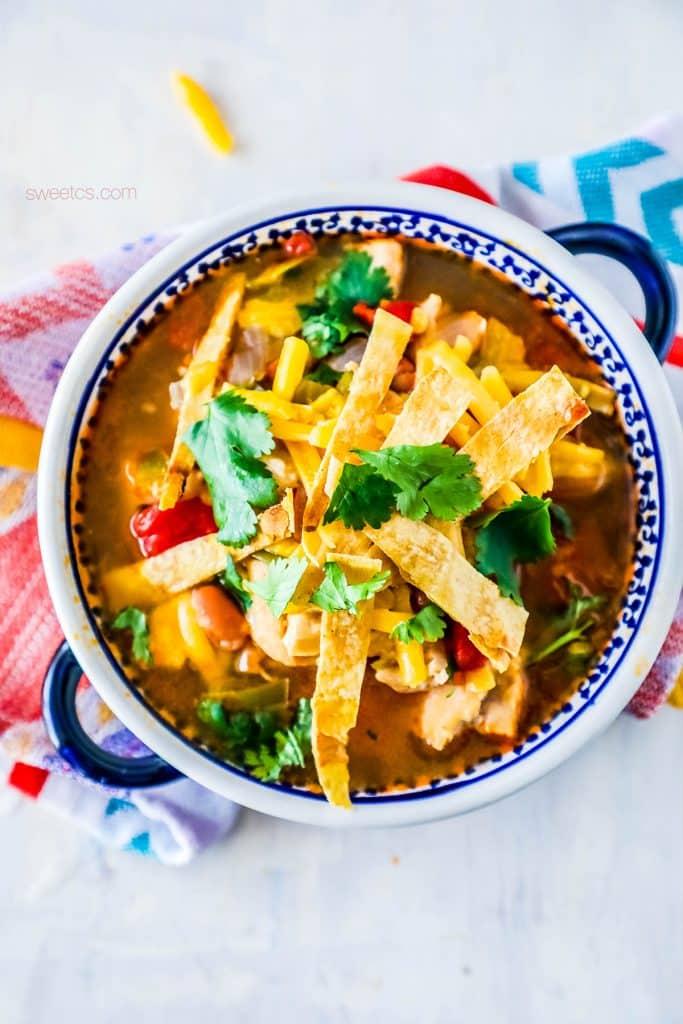 Ten minute chicken curry recipe