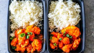 Instant Pot Sweet and Sour Chicken and Rice