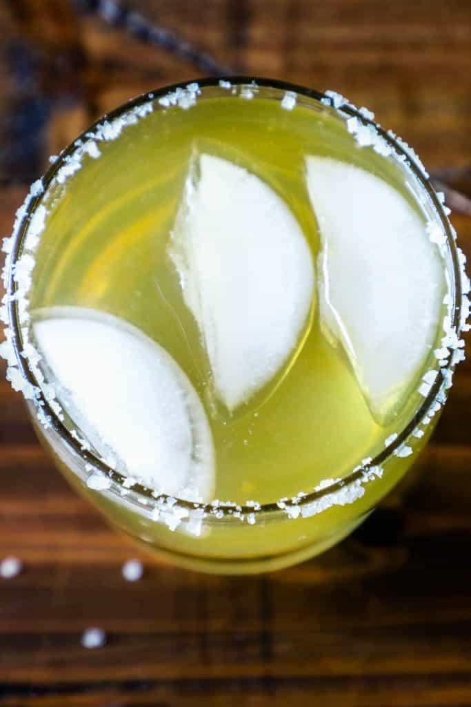 Easy Beer-garita recipe picture