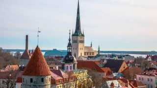 Tallinn, Estonia Travel Diary