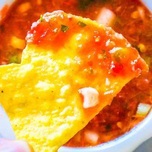 Knockoff Tito's Tacos Salsa