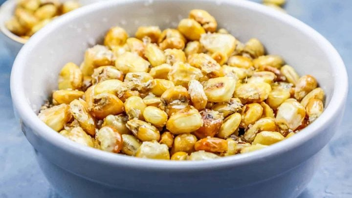 Homemade Corn Nuts - Fried or Baked