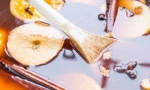 Elderflower Spiced Apple Cider