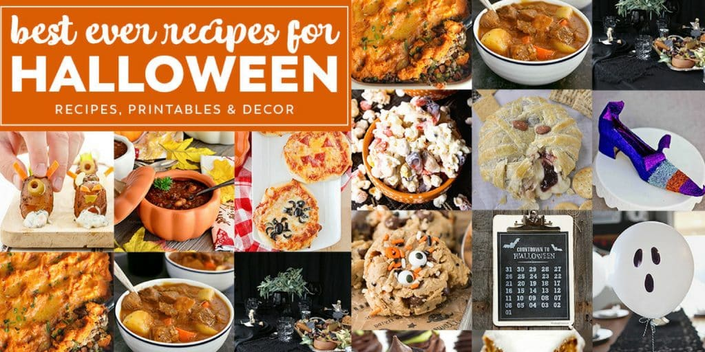Ultimate Halloween Dinner Party Plans
