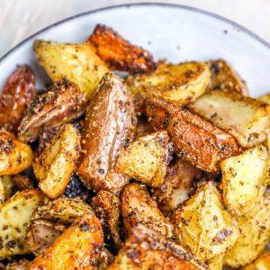 Crispy Herbed Potatoes