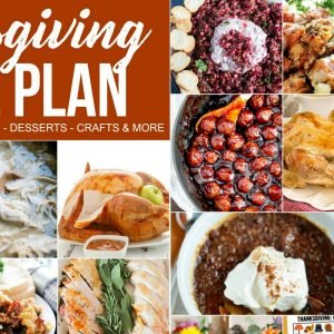 The Ultimate Thanksgiving Meal Plan