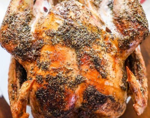 Brown Bag Herb Roasted Turkey