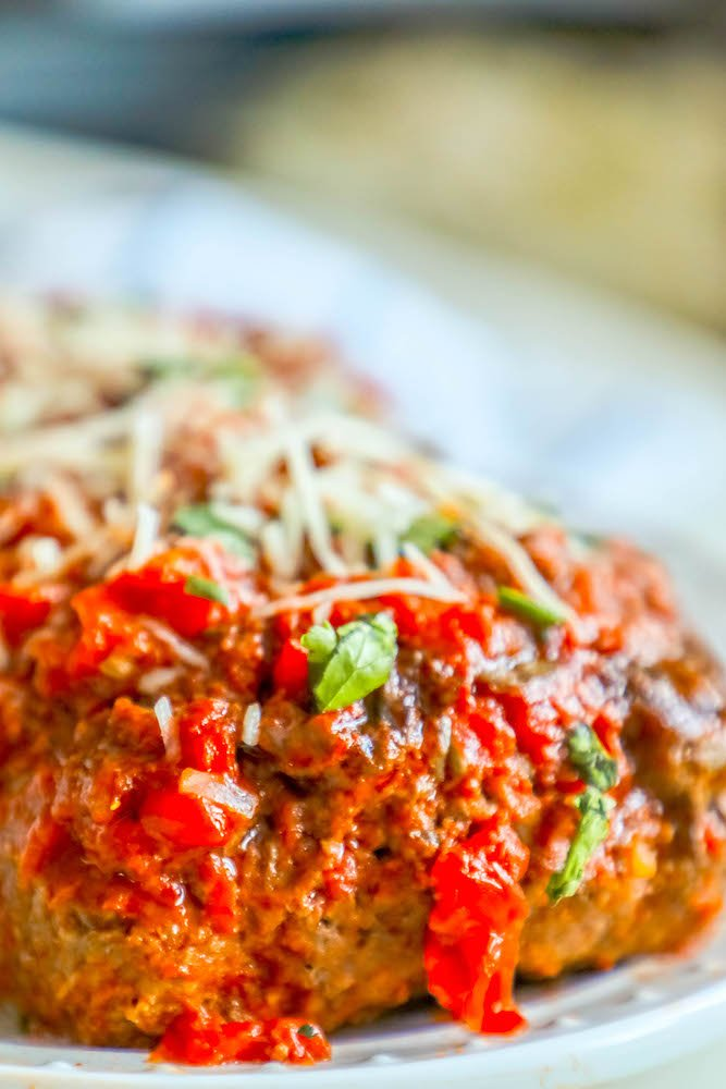The Best Easy Baked Italian Meatloaf Recipe Ever