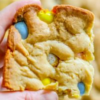 Easy Cadbury Mini Egg Blondies Recipe