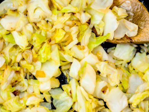 Easy caramelized cabbage forumfinder Choice Image