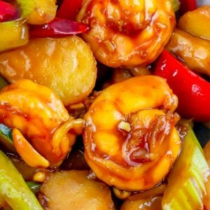 The Best Easy Kung Pao Shrimp Recipe