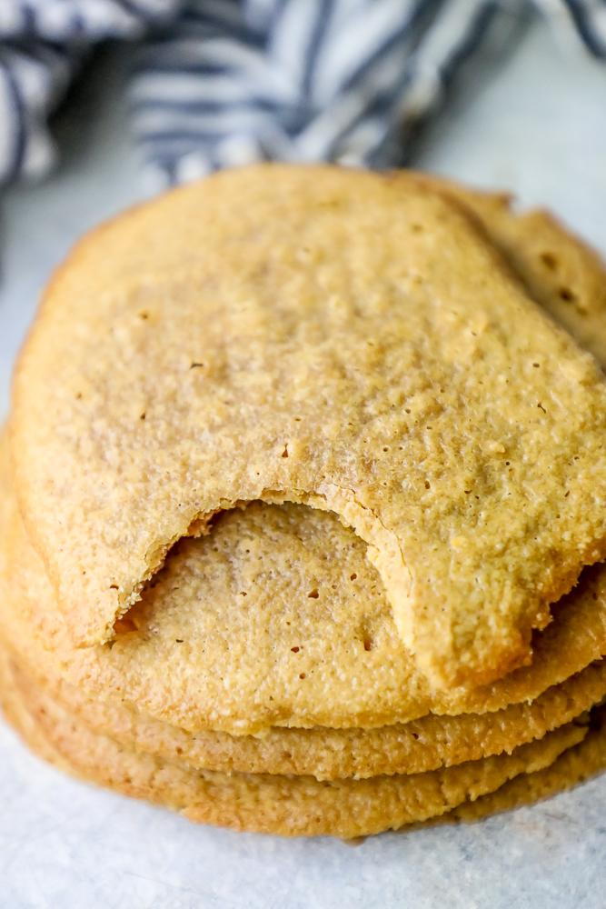 Easy Keto Peanut Butter Cookies Sweet Cs Designs