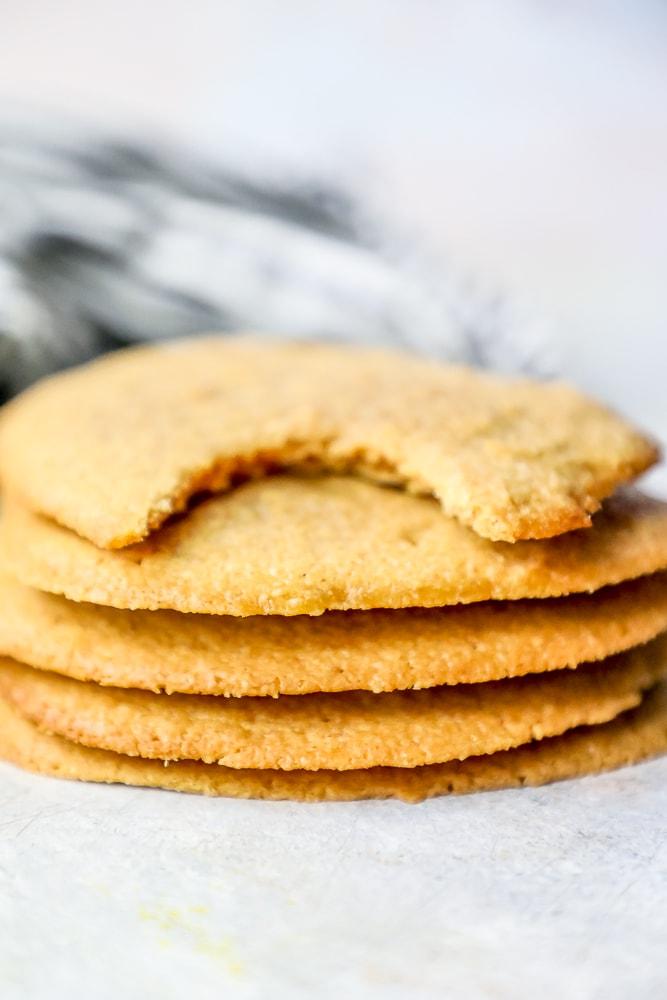 Easy Keto Peanut Butter Cookies Recipe