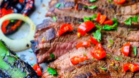 The Best Grilled Carne Asada Recipe Ever