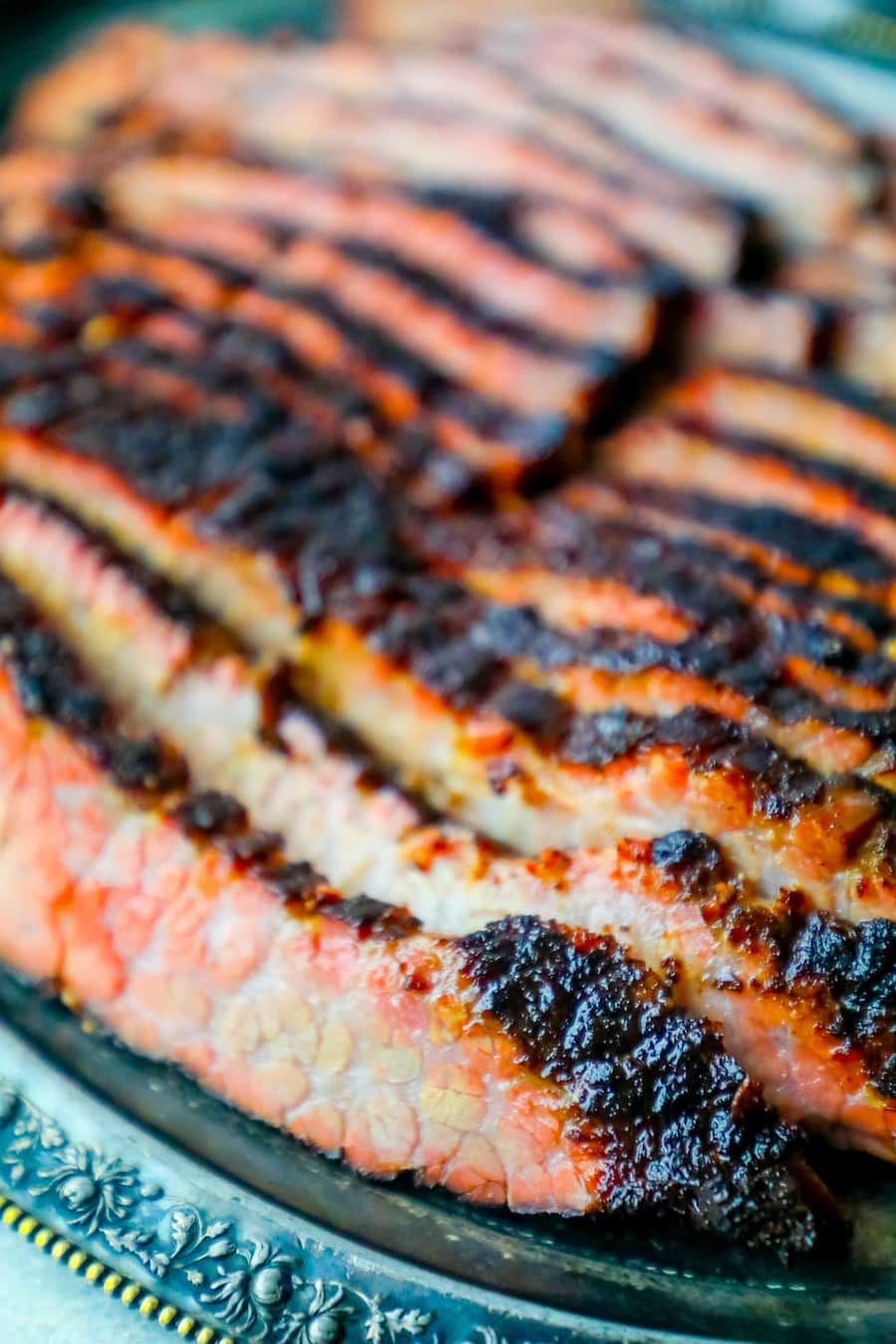 The Best Easy Smoked Brisket Recipe Sweet Cs Designs