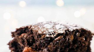 3 Ingredient Chocolate Cherry Dump Cake