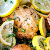 The Best Easy Lemon Chicken Recipe
