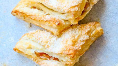 Easy Bakery Style Apple Turnovers Recipe