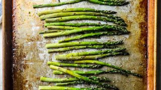 The Best Oven Roasted Asparagus Recipe