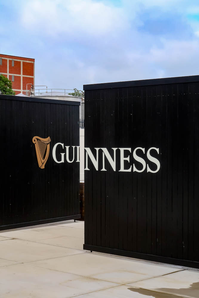 picture of guinness gate in maryland
