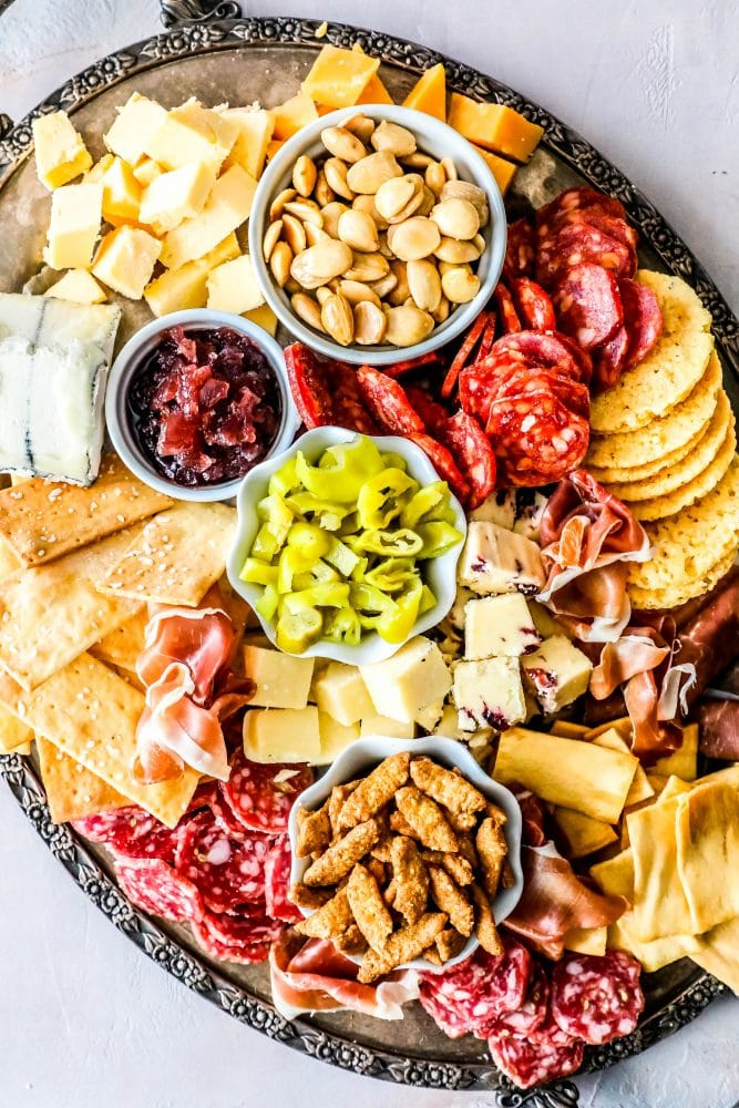 How To Make A Cheese Plate Sweet Cs Designs