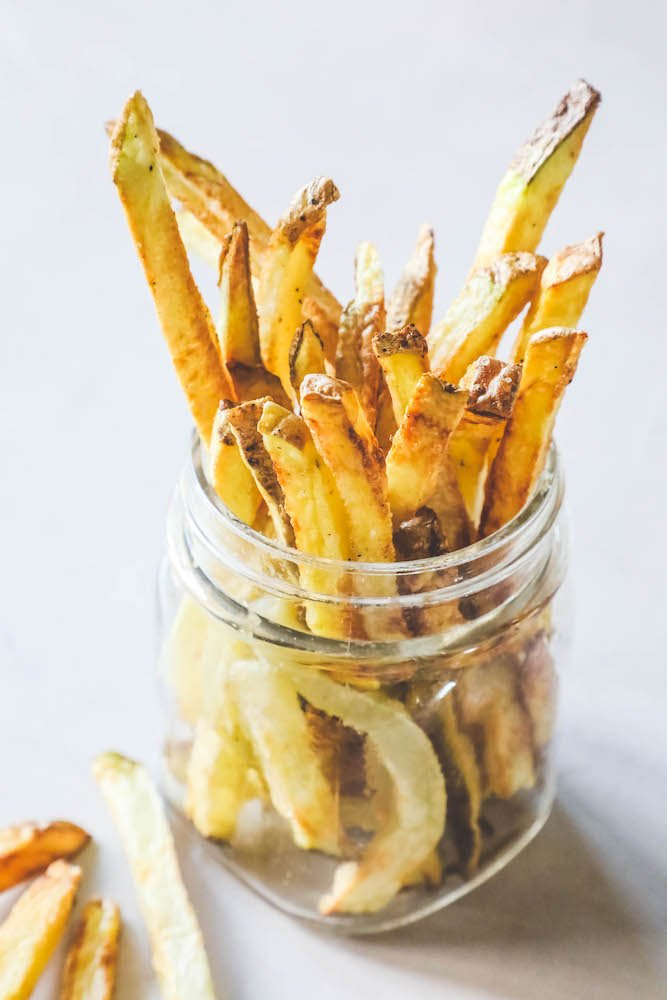 The Best Easy Air Fryer French Fries Recipe