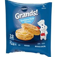 Pillsbury Grands!, Southern Style, 12 Frozen Biscuits, 25 oz. Bag