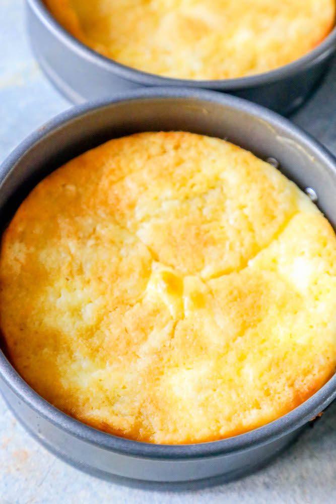 Easy Keto Butter Cake Recipe