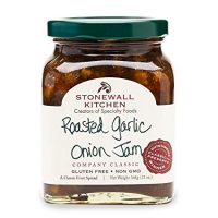 Stonewall Kitchen Gluten-free Roasted Garlic Onion Jam, 13 Ounces