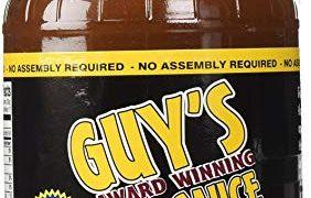 Guys Award Winning Sugar Free BBQ Sauce, Original, 18 Oz.
