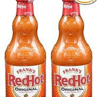 Frank's RedHot Original Cayenne Pepper Sauce, 12 Fl Oz, Pack of 2
