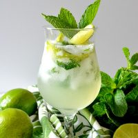 Authentic Puerto Rican Mojitos
