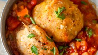 Easy Chicken Mofongo Recipe