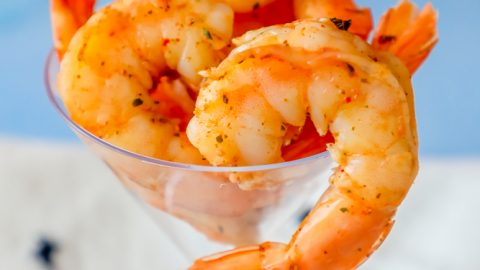 The Best Cajun Butter Shrimp