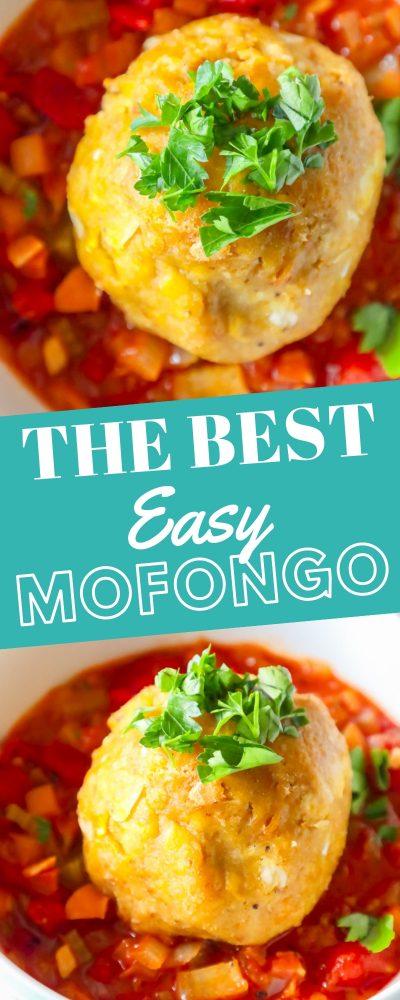 Mofongo Recipe