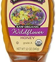 Honey Tree Raw Organic Honey, Wildflower, 12 Ounce