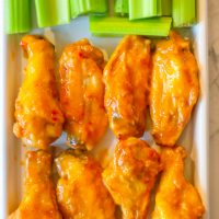 The Best Baked Chicken Wings Recipe Ever