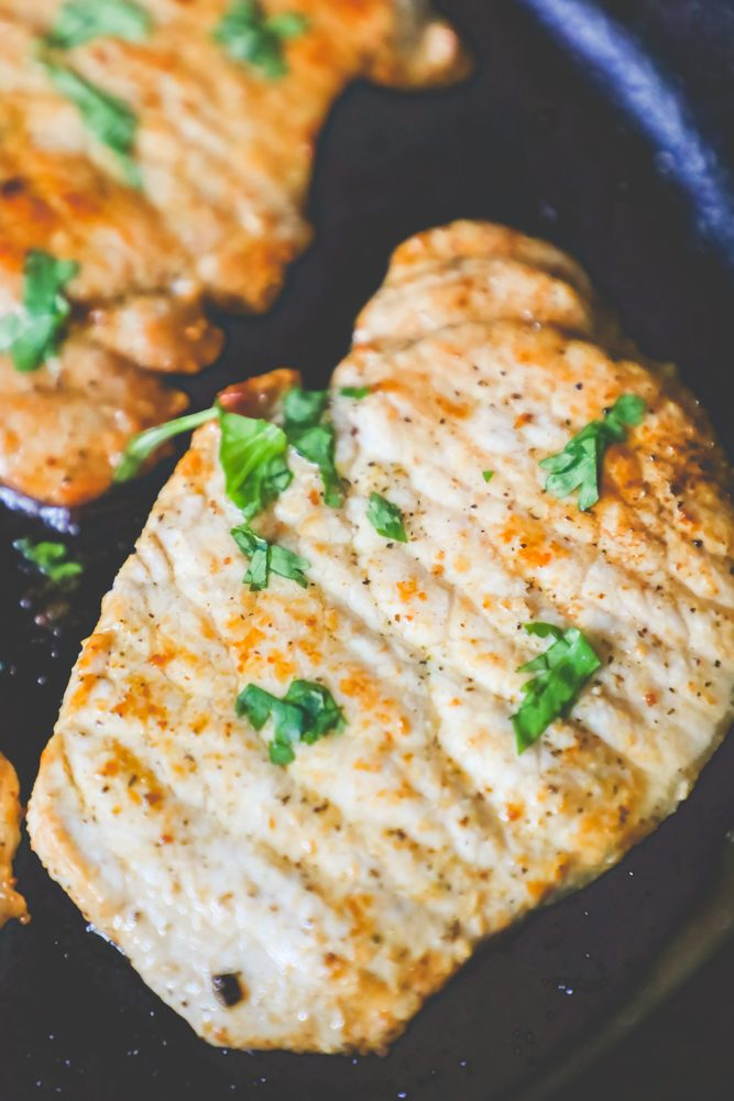 How To Cook Pork Chops In A Frying Pan
