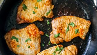 The Best Pan Fried Pork Chops Recipe