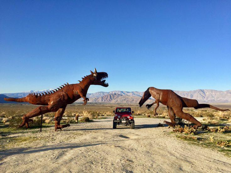 Amazing Desert Oddities | Visit California