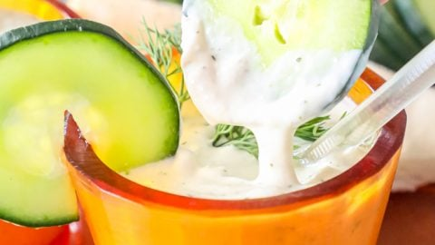 Easy Greek Tzatziki Recipe