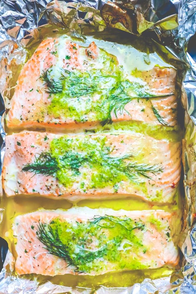 Easy Baked Salmon Milanese Recipe Sweet Cs Designs