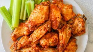 The Best Instant Pot Chicken Wings Recipe