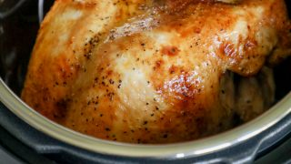 The Best Instant Pot Roasted Turkey Breast Recipe