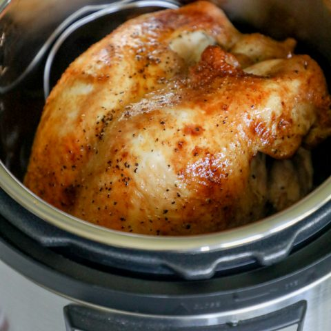 The Best Instant Pot Roasted Turkey Breast Recipe Sweet Cs Designs