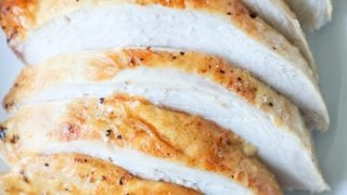 The Best Easy Roasted Turkey Breast Recipe