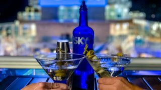 The Ultimate Sky Princess Bar Crawl